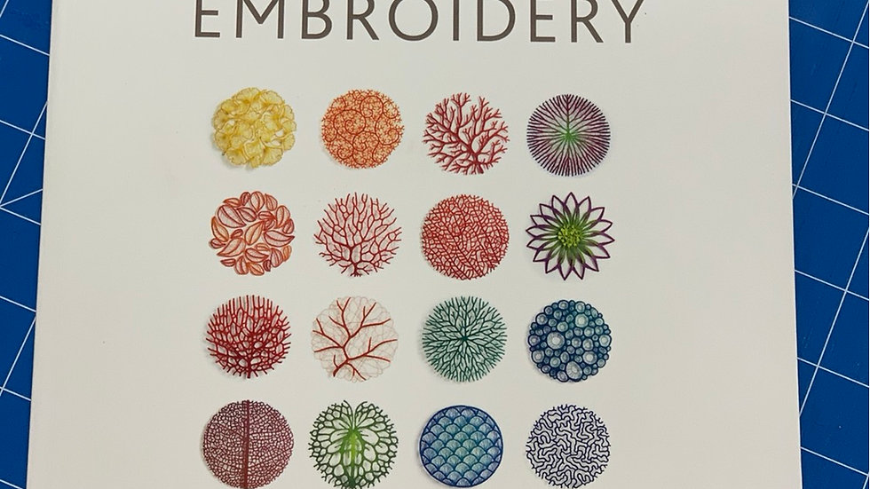 Organic Embroidery Book