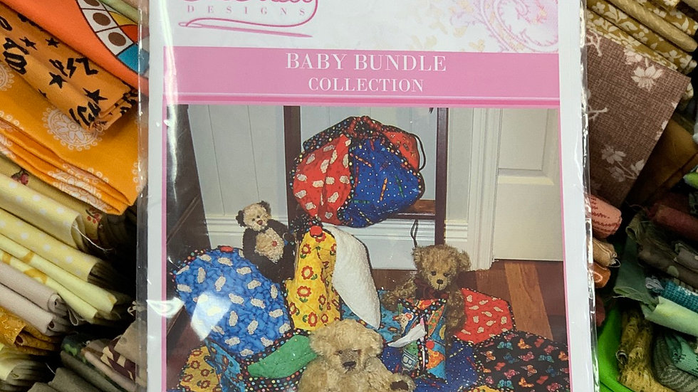 'Baby Bundle' Collection - Sue Daley Designs