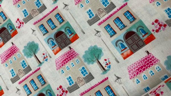 'Streetscape' - The Craft Cotton Co (per m)