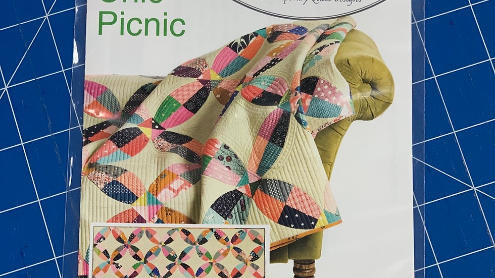 'Chic Picnic' Quilt Pattern
