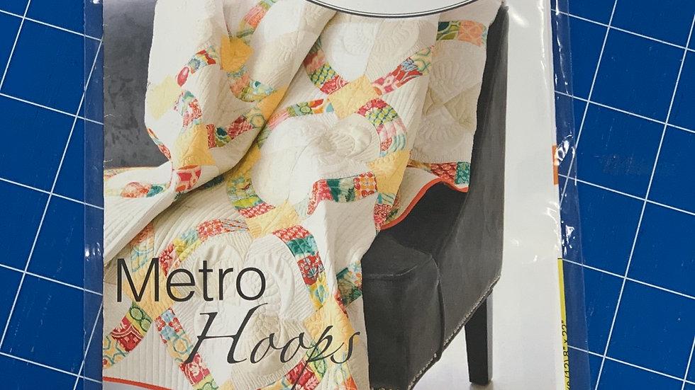 'Metro Hoops' Quilt Pattern