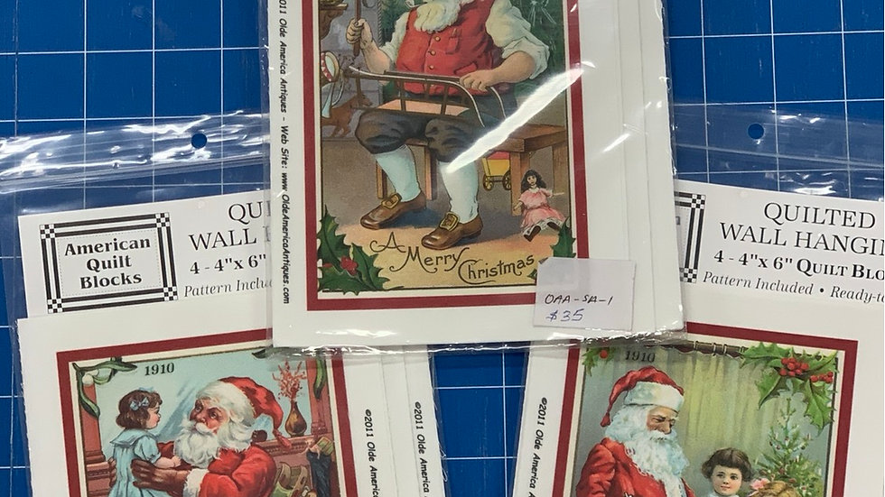 Christmas Wall Hanging Patterns