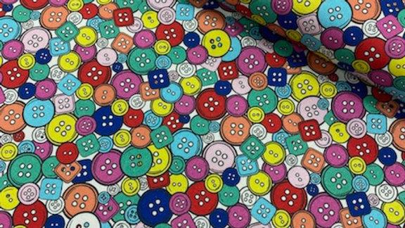 'Buttons' Dandelyne Delight (per m)