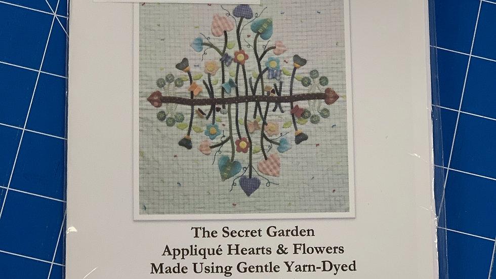 'Secret Garden' Pattern - BeBe Bold