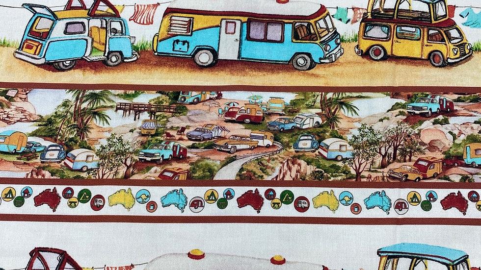 Retro Campers Collection - Kennard & Kennard