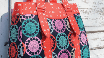 Evelyn Market Tote Pattern