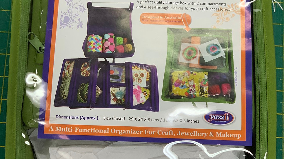 Yazzii Craft Box