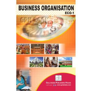 ECO-1 Business Organisation | Gullybaba IGNOU Helpbook | BooQs.in