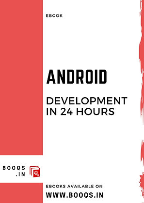 Android Development in 24 Hours - ebook by BOOQS.IN