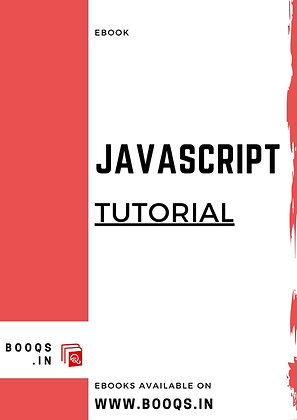 Javascript Tutorial - ebook by BOOQS.IN