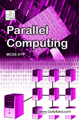 MCSE-11 - Parallel Computing | IGNOU HelpBook | GPH |BooQs.in