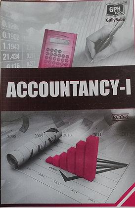 ECO-2 Accountancy-I | Gullybaba IGNOU Helpbook | BooQs.in