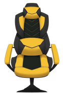 chair black yellow.png