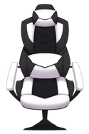 chair black white.png