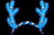 xmas horns plain blue.png