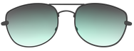 sunglasses black teal tint.png