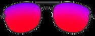 sunglasses black sunset.png