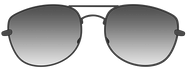sunglasses black black.png