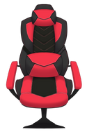 chair black red.png