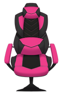 chair black pink.png
