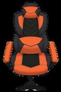chair black orange.png
