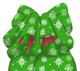 xmas blanket green.png