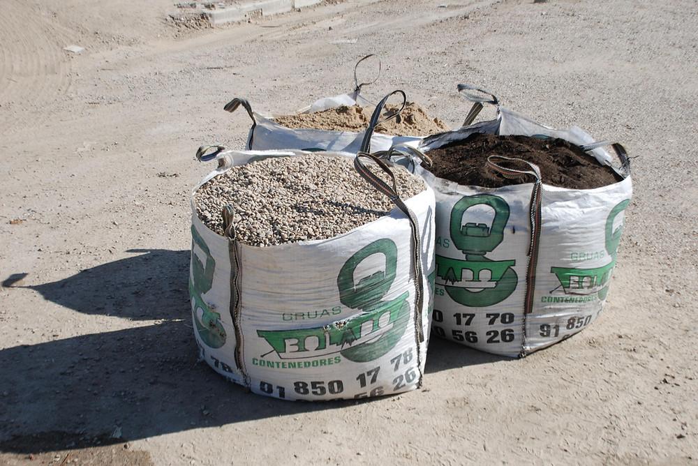big bag para escombros
