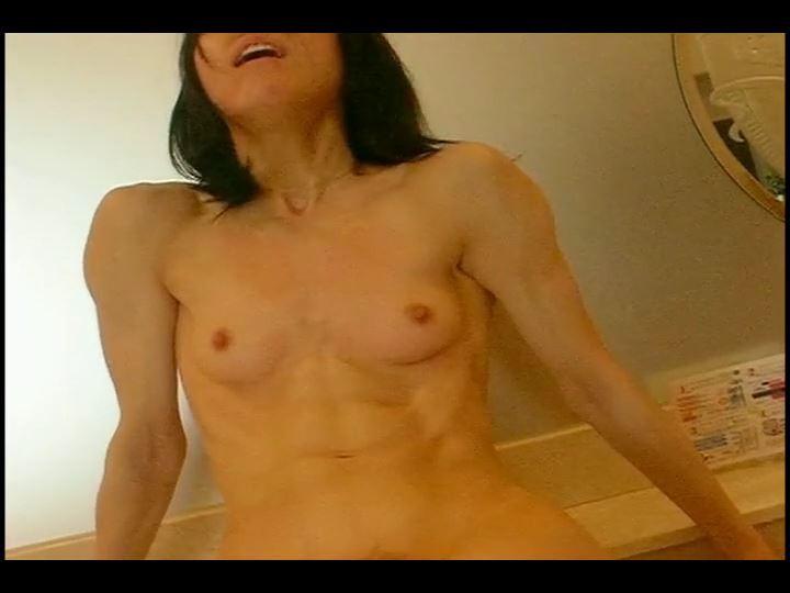 筋肉質な女の子 7