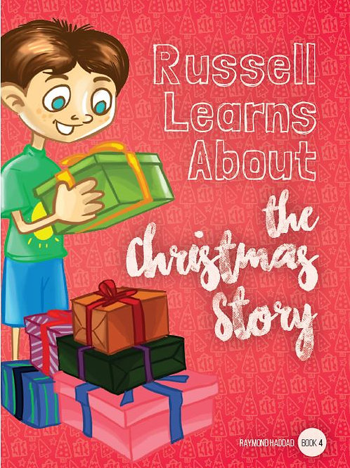 Russell Learns about the Christmas Story