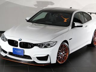 【新入庫情報】BMW M4 GTSを掲載しました。