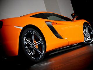 【新入庫情報】McLaren MP4-12Cを掲載しました。