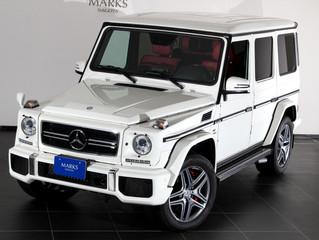 【新入庫情報】Mercedes-AMG G63掲載しました。