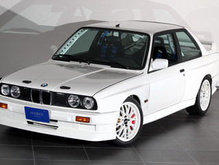 【新入庫情報】88'BMW M3を掲載しました。