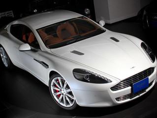 【新入庫情報】Aston Martin Rapideを掲載しました。