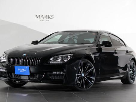 【新入庫情報】BMW 640i Gran Coupe MSport Editionを掲載しました。