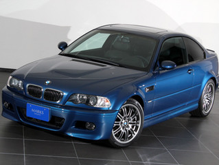 【新入庫情報】02'BMW M36速マニュアルを掲載しました。