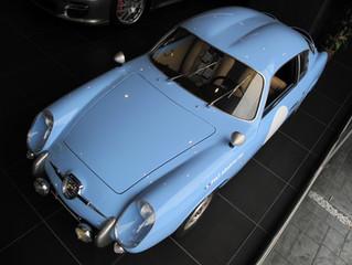 1957 FIAT ABARTH 750GT ZAGATO 'SERIES 3'
