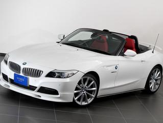 【新入庫情報】BMW Z4掲載しました。