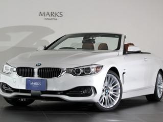 【新入庫情報】BMW 435i カブリオレを掲載しました。