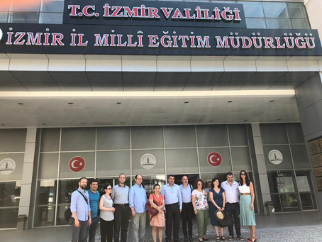 Progetto APEI - Visita di studio in Turchia