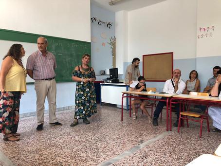 Progetto APEI – Visita di studio in Grecia
