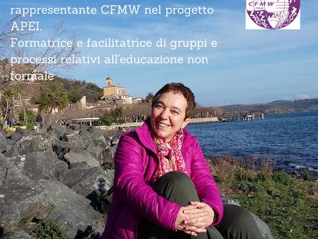 I volti della CFMW: Luisa Pagano