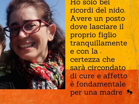 """Mamma Amaranta: """"Ho solo bei ricordi del nido"""""""