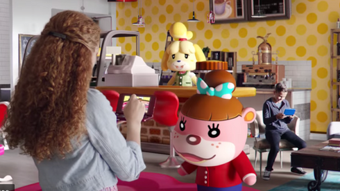 Nintendo Animal Crossing Launch Campaign