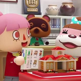 Nintendo Animal Crossing Launch
