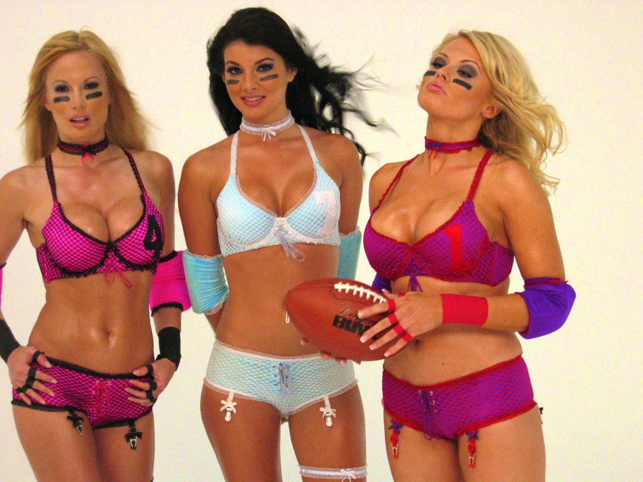 Lingerie Bowl Press Day