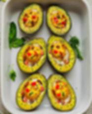 Baked-Avocado-Egg-Cups-Pan-Photo-Recipe-