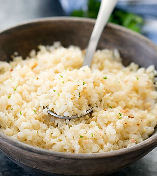 Healthy Cauliflower Rice