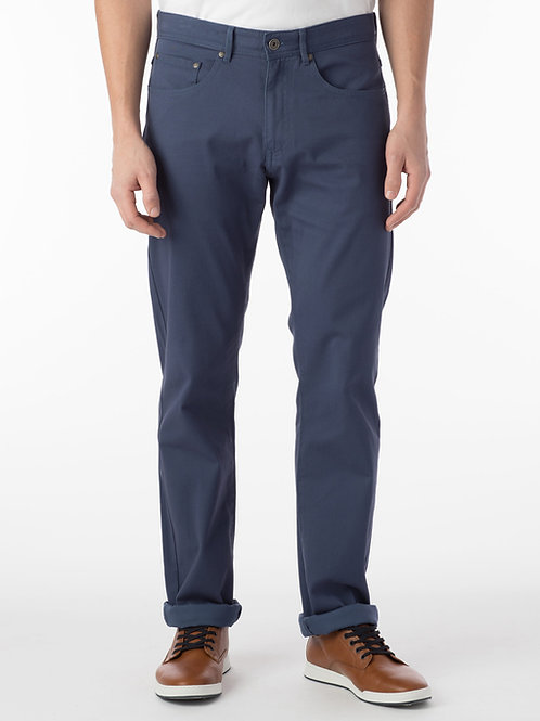 Crescent Cotton Chinos Modern Fit Casual Pants