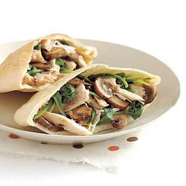 Stuffed Pitas